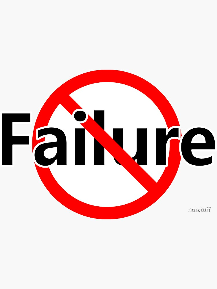 No Failure - Positive Mindset - Victory by notstuff