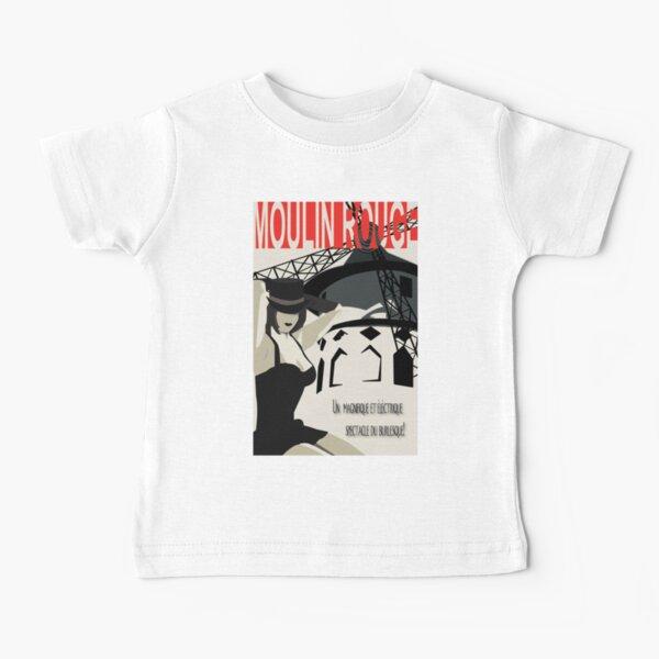Spectacle Du Burlesque! Baby T-Shirt