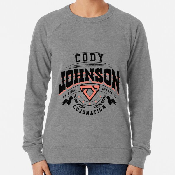 Fourcoj Show Johnson North American Tour 2020 Lightweight Sweatshirt