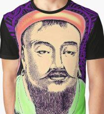 GENGHIS KHAN Graphic T-Shirt