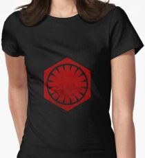 Star Wars - First Order Women's Fitted T-Shirt
