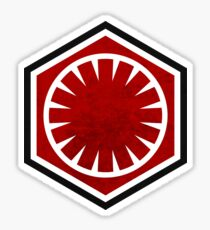Star Wars - First Order Sticker