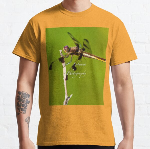 Dragonfly of the enchanted forest by Yannis Lobaina  Classic T-Shirt