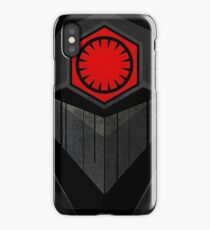 Star Wars - First Order iPhone Case