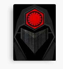 Star Wars - First Order Canvas Print