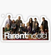 Parenthood Sticker