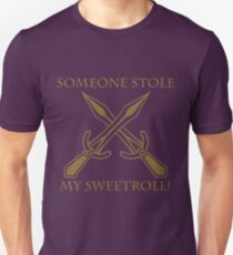 Riften - Someone Stole My Sweetroll! Unisex T-Shirt