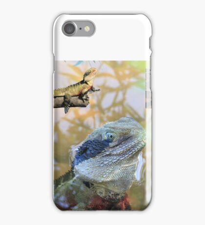 Clarencetown Lizard iPhone Case/Skin