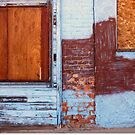 Closed Up Boarded Up  by clizzio
