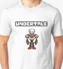 ❤ ♥ Undertale Papyrus Colored ♥ ❤ T-Shirt