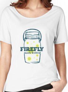 FIREFLY MUSIC FEST Women's Relaxed Fit T-Shirt