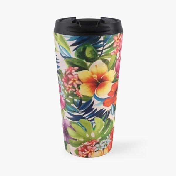Hawaiian Travel Mug
