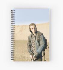 The 100 - John Murphy Spiral Notebook