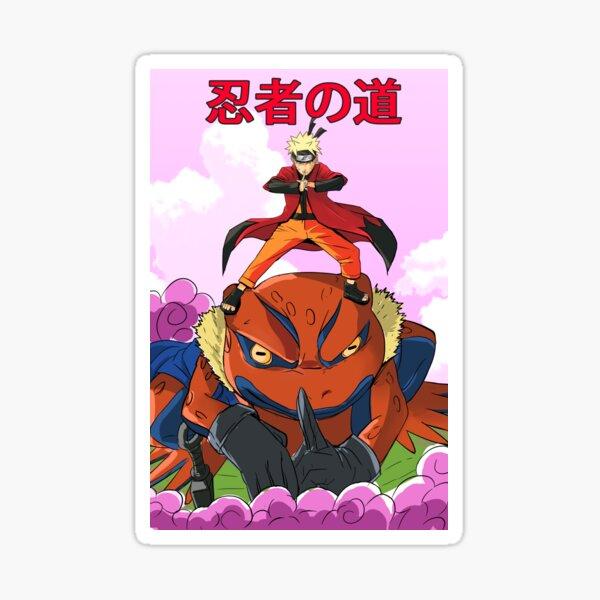 Ninja way Sticker