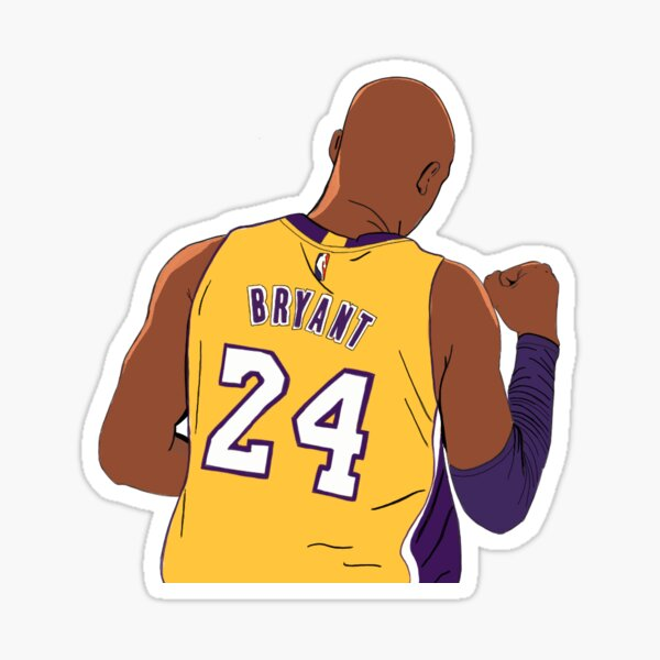 Kobe Bryant Sticker
