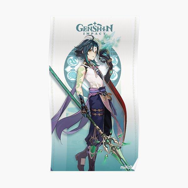 Genshin Impact Xiao Poster