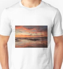 Sandy Reflections Unisex T-Shirt