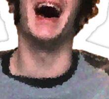 Hyde Laugh - Runs on water Sticker