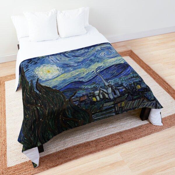 Starry Night - Vincent Van Gogh Comforter