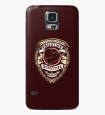 Valentine Detective Agency Case/Skin for Samsung Galaxy