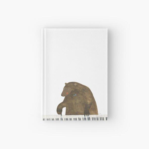 Bear Hardcover Journal