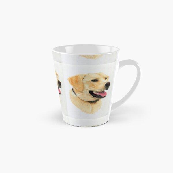 Golden Labrador Tall Mug