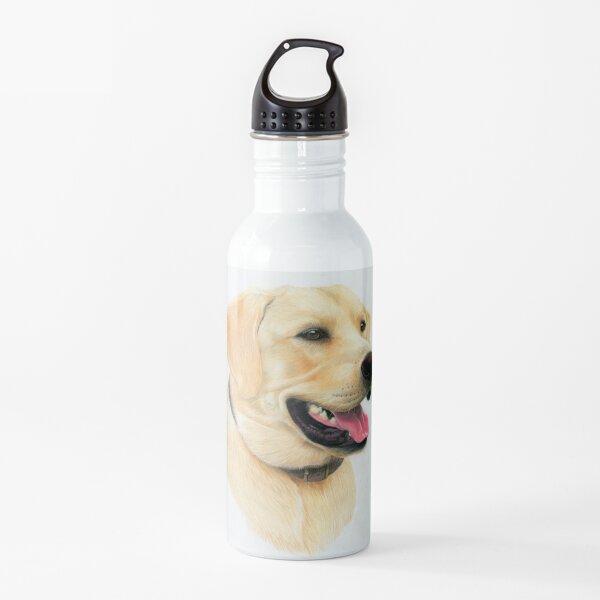 Golden Labrador Water Bottle