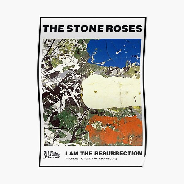 resurrection roses Poster
