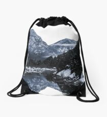 Myra Lake View Drawstring Bag