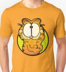 Wondering Garfield Unisex T-Shirt