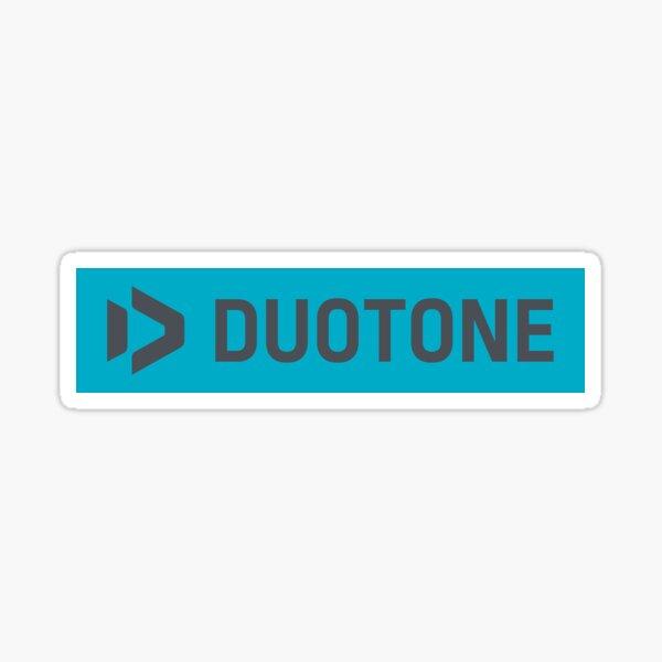 Duotone Sticker