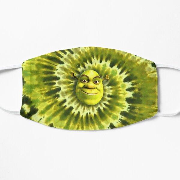 Teinture cravate Shrek Masque sans plis