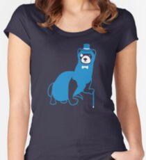 Sir Ferret (Sir Critter) Women's Fitted Scoop T-Shirt