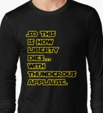 Padme Amidala Quote Star Wars T-Shirt