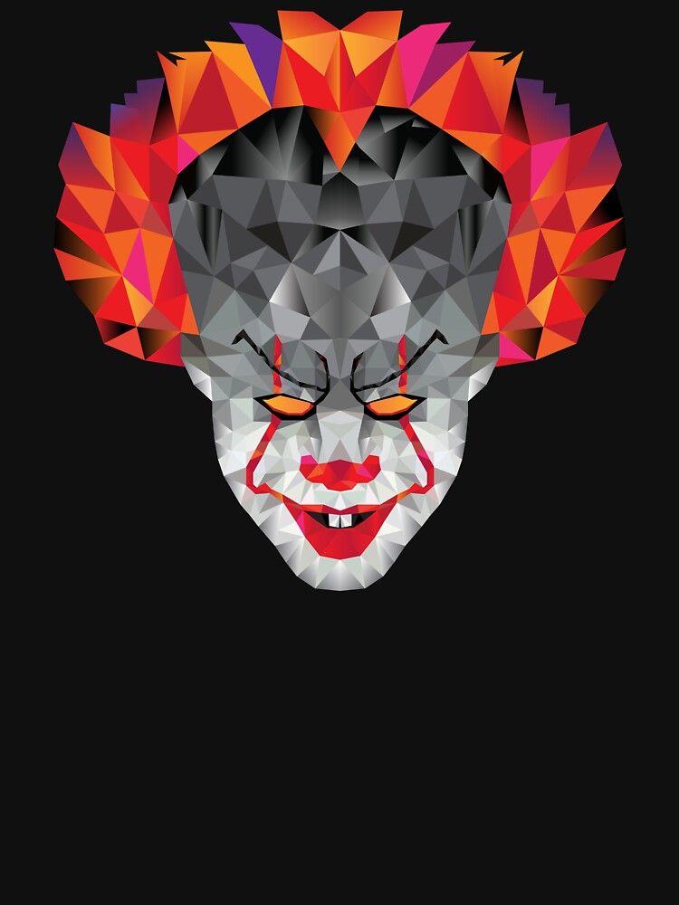 Scary Clown Design by suzannemurphy