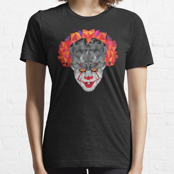 Scary Clown Design Essential T-Shirt