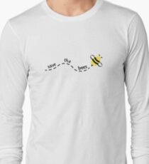 Save the Bees #3 Long Sleeve T-Shirt