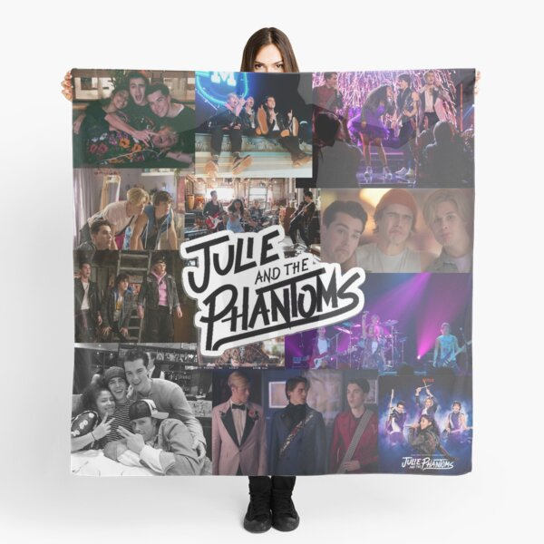 Julie and the Phantoms Band Collage  Scarf