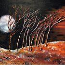 A moonlightnight by Elizabeth Kendall