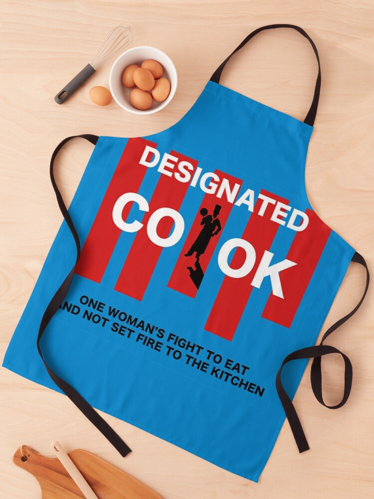 Designated Survivor Survivor Novelty Aprons Funny Culinary Kitchen Bad Cooks Funny Chef Apron By Happygiftideas Redbubble
