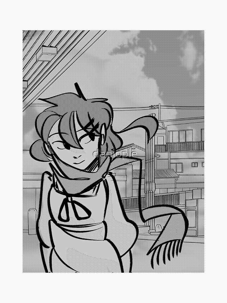 ayano on the streets by daniople