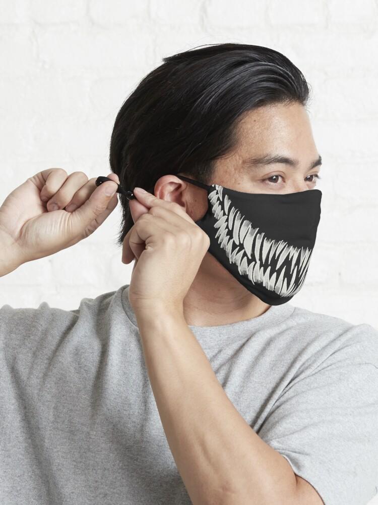 Alternate view of Monster teeth Mask
