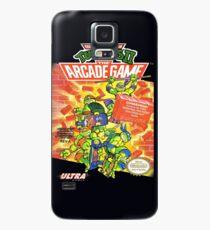 TMNT II: The Arcade Game Case/Skin for Samsung Galaxy