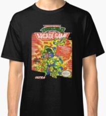 TMNT II: The Arcade Game Classic T-Shirt