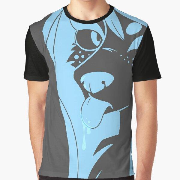 Furry Graphic T-Shirt