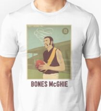 Camiseta unisex Bones McGhie - Richmond