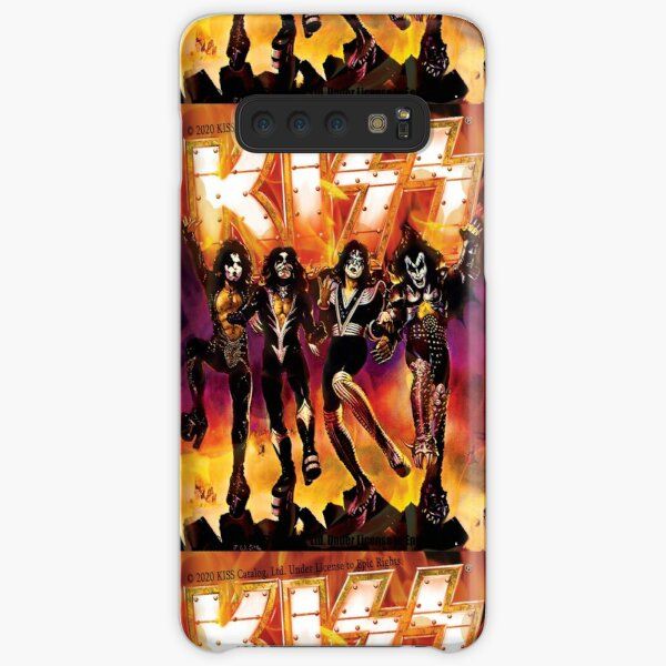 kiss the band Samsung Galaxy Snap Case