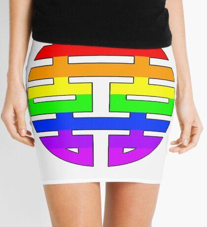 Seeking Mini Skirt