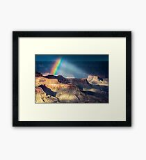Light and Shadow 1 Framed Print
