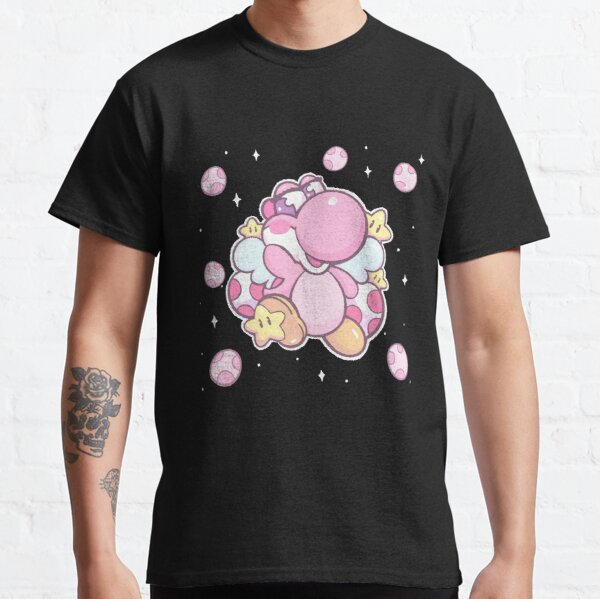 Kawaii Pink Super Star Yooooo-shiii  Classic T-Shirt